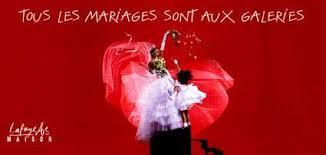 liste mariage galerie lafayette charles r créateur robes de mariées toulouse