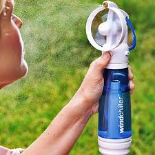 handheld misting fan 15 awesome and cool summer gadgets