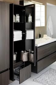 Meuble Salle De Bain Halo by Bathroom Column Cabinet Contemporary Sobro Sanijura