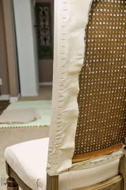 knock off no sew dining chairs bless u0027er house