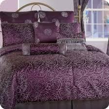 Purple Floral Comforter Set 21 Best Floral Bedding Images On Pinterest Bedrooms Bedding