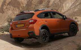 crosstrek subaru orange subaru forester and xv crosstrek in the israeli desert youtube