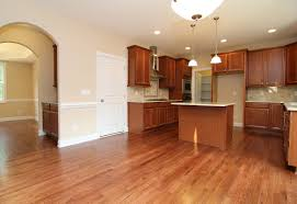 Medium Brown Kitchen Cabinets All Brick Two Story Home U2013 Apex Home Builders U2013 Stanton Homes