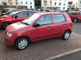 suzuki alto 1 0 55 plate full year mot only done 36k miles in