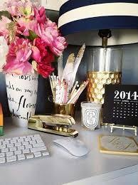 Work Desk Decor Top 25 Best Office Desk Decorations Ideas On Pinterest Work