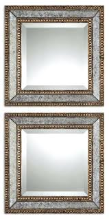 wall mirrors beveled wall mirror strips vintage frameless