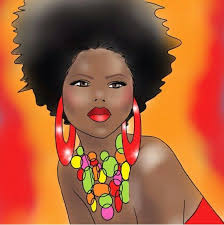 beautiful cartoon women art 234 best my black is beautiful images on pinterest african