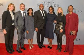 Home Improvement Cast by News Conference With U0027hidden Figures U0027 Cast At Kennedy Space Center
