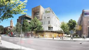 shop top housing plazas in rail corridor plan newcastle herald