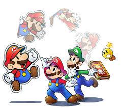 game review mario u0026 luigi paper jam bros flat fun