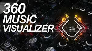 sketch music visualizer after effects templates 9241169