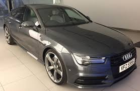 northern audi audi a7 delivery cvc direct business and personal car