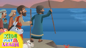 moses parts the red sea 10 commandments beginners bible story
