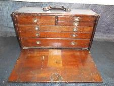 Tool Cabinet Wood Union Tool Chest Ebay