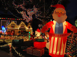 point loma christmas lights san diego community news group garrison street residents holiday