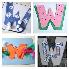 best 25 letter w crafts ideas on pinterest preschool letter