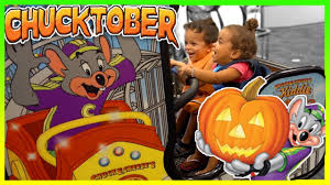 happy halloween chuck e cheese family fun indoor games and