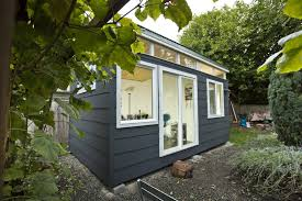 Office In A Shed Modern Shed Inc On Dwell