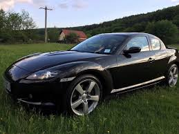 rx 8 mazda rx8 2007 kuro edition full service history great