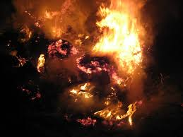 Wild Fire Vs Dragon Fire by Into The Odd Save Vs God