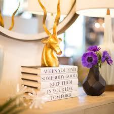peace love design by candelabra a modern home decor blog via candelabra