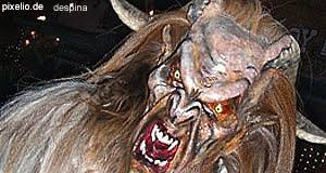 perchten or perchta pagan traditions in austria s alps part i