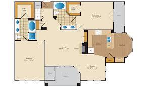 2 bedroom plan floor plans concord park at russett apartments in laurel md