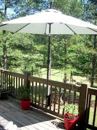 Patio Umbrella Holder by Umbrella Mount For Deck Deck Pinterest Decking Deck