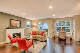 how to place furniture in a small living room with fireplace
