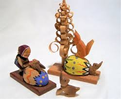 Mini Wooden Easter Decorations by 16 Best Emil Helbig Images On Pinterest Wooden Ornaments