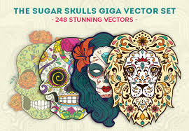 sugar skulls for sale create beautiful pieces of design with these 248 sugar skull