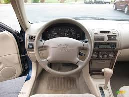 Toyota Interior Colors 1998 Toyota Corolla Le News Reviews Msrp Ratings With Amazing