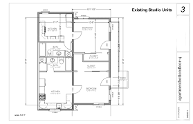 one bedroom apartment dimensions dzqxh com
