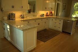 beautiful white shaker over 25 years of custom cabinets