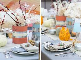 thanksgiving table decor ideas for the and tables