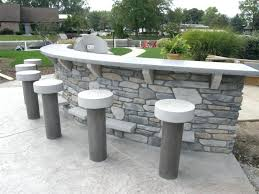 build your own patio furniture 20 creative outdoor bar ideas you