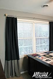 Curtains For Headboard Baseball Curtain Rod Finials The Magic Brush Inc Jennifer