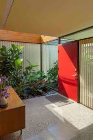 Midcentury House 533 Best Mcm Doors U0026 Entryways Images On Pinterest Front Doors