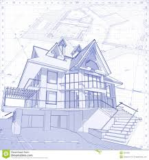 house architecture plan stock photography image 5591532