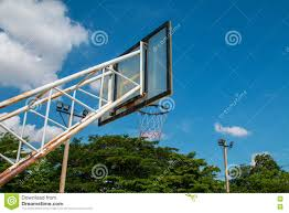 basketball outdoor basketball court net hoop ring board outdoor
