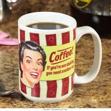 awesome coffee mugs if you u0027re not shaking coffee mug funny ephemera mugs