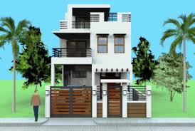 Floor Area Ideal for 7 m x 15 m = 105 sq m Lot Image to view Model Description & Floor Plans