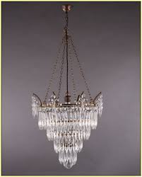 Vintage Crystal Chandelier Parts Antique Crystal Chandelier Parts Home Design Ideas