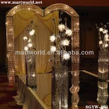 wedding arches and columns wholesale acrylic wedding arch acrylic wedding arch suppliers and