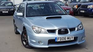 subaru impreza old used subaru impreza wrx for sale motors co uk