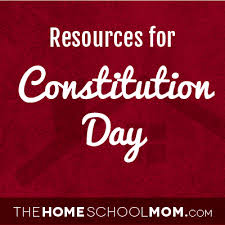 constitution day thehomeschoolmom