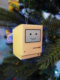 tis the season to decorate with mac and apple ornaments cult of mac