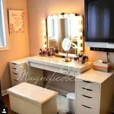 vanity mirror with lights ikea lighted vanity table bestocinjurylawyer com