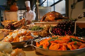 7 restaurants open on thanksgiving