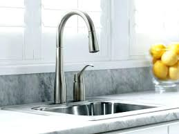 sensor faucet kitchen kitchen sink with faucet songwriting co